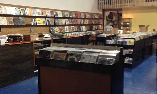 Best Vintage and Record Stores
