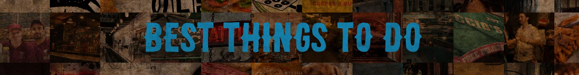 Best Things To Do